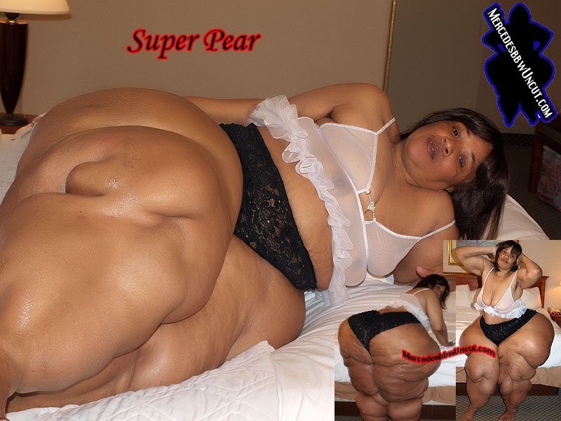 Mercedesbbw & MercedesbbwUncut sexy Pear shaped beauties ...